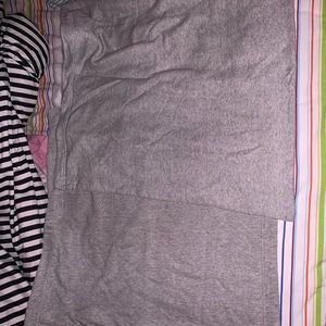 """Pottery Barn Swearshirt 24"""" Pillow Cover"""